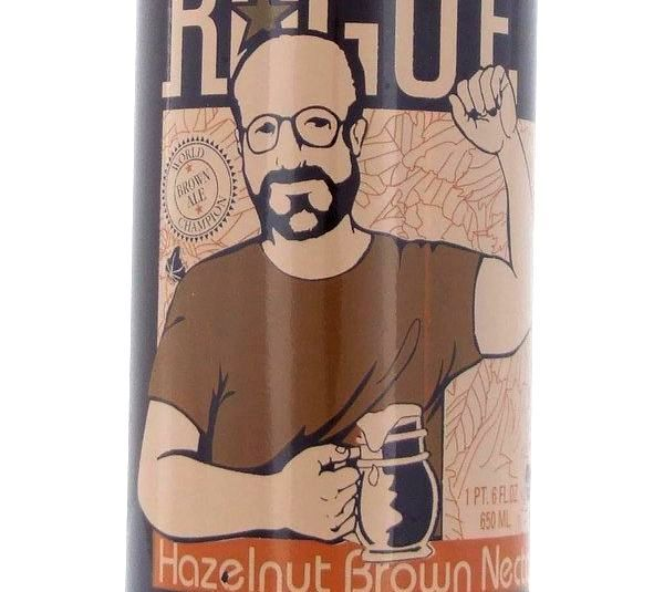 Rogue HazelNut Brown Nectar 650ml Beer in New Zealand - http://www.beergermany.co.nz/beer-from-germany-in-nz/rogue-hazelnut-brown-nectar-650ml-beer-in-new-zealand/ #German #beer #NewZealand #nzbeer