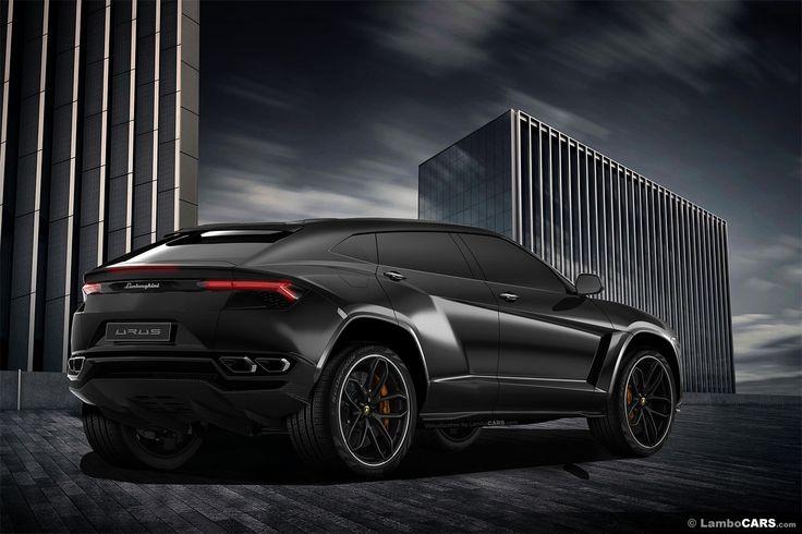 Lamborghini Urus In 2018