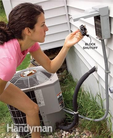 Clean Your Air Conditioner Condenser Unit