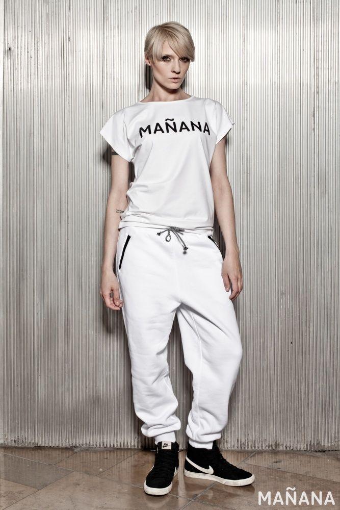 PASO blanco - Mañana Clothes