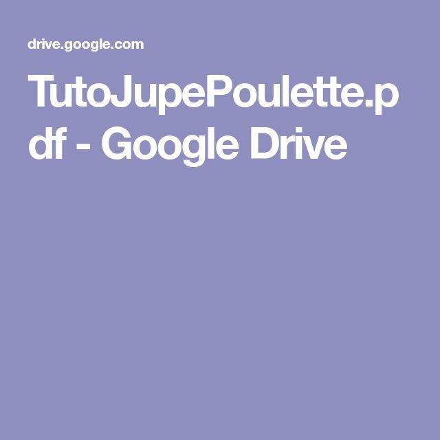 TutoJupePoulette.pdf - GoogleDrive