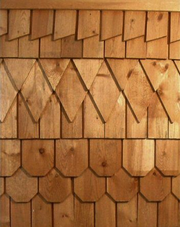Quot Pattern Shingles Enhance The Gables Of Many Victorian