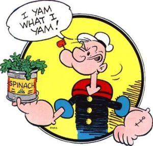Cartoon News: Popeye cartoon inspires kids to have veggie food