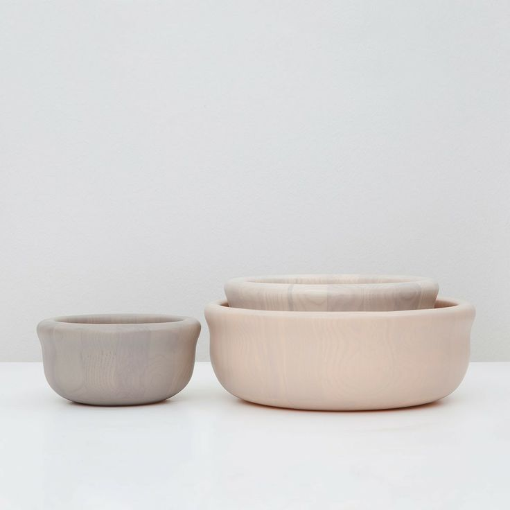 Bowling Bowl Set by Skogstad, Homstvedt and Anderssen & Voll