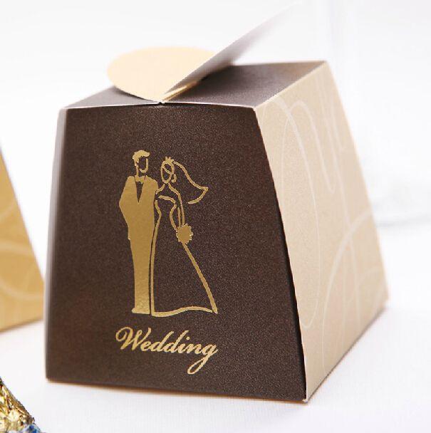 Купить Романтический свадебный подарок Box цвет кофе элегантный складной роскошные украшения лазерная резка ну вечеринку сладкий выступает свадьба бумага коробка конфети другие товары категории События и праздничные атрибутыв магазине Worldy StoreнаAliExpress. коробка глаз и коробка медицины