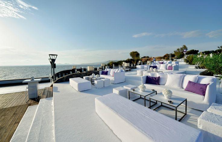 StyleBox - Lounge λευκό λινό