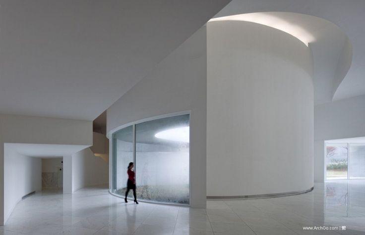 韩国,模仿博物馆/西扎+Castanheira Bastai Arquitectos Associados + Jun Sung Kim - ArchGo!
