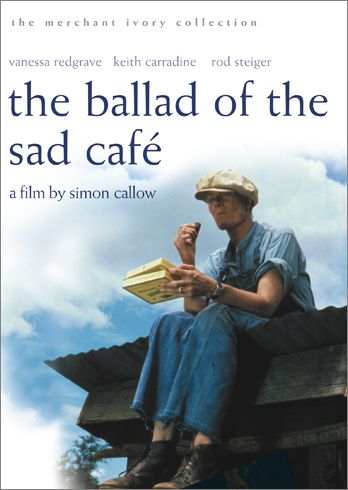 Criterion Merchant Ivory Collection -  Simon Callow - The Ballad of the Sad Cafe (1991) WATCHED