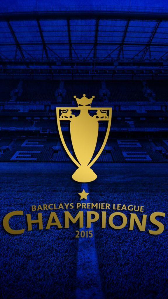CHELSEA: Premier League Champions 2015