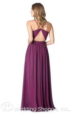 Bari Jay  Bridesmaid Dress from The Wedding Shoppe on Grand // St Paul