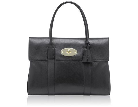 Mulberry Bayswater Shoulder Bags Womens Black Soft Spongy Leather Bags - $223.99 http://www.lhbon.com/mulberry-bayswater-shoulder-bags-womens-black-soft-spongy-leather-bags-p-3454.html
