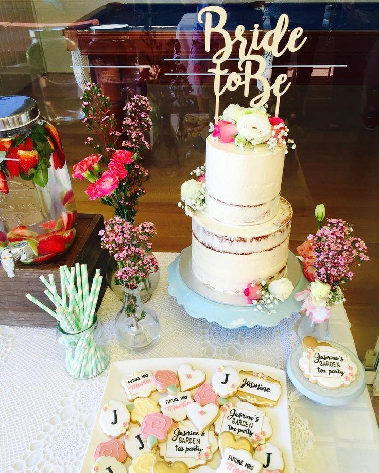 Bridal Shower | Kitchen Tea styling by Little Vintage Hire Co