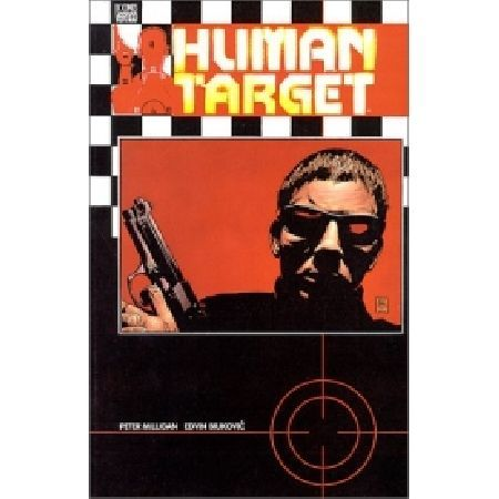 Human TARGET TP Written by Peter Milligan Art by Edvin Biukovic and Javier Pulido Cover by Tim Bradstreet Collecting the Vertigo title that inspired the upcoming Fox TV series! Christopher Chance makes his living by  http://www.MightGet.com/january-2017-13/human-target-tp.asp
