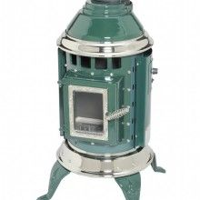 Gnome Direct Vent Gas Stove from Thelin Hearth Products