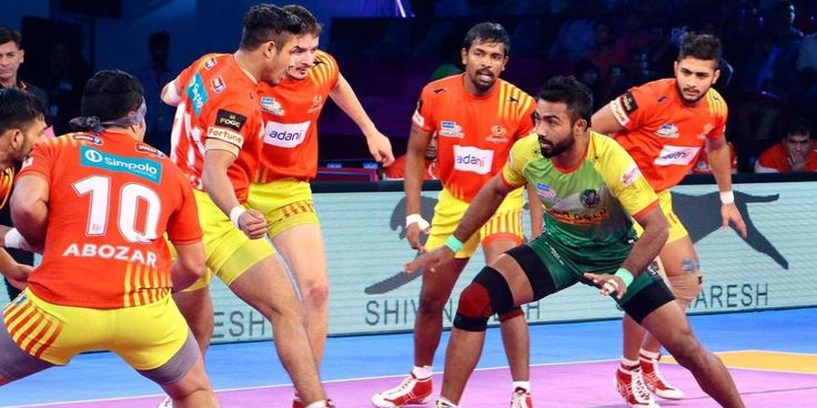 Pro Kabaddi League 2017 live score and updates Puneri Paltan take on Gujarat Fortunegiants - Firstpost #757Live