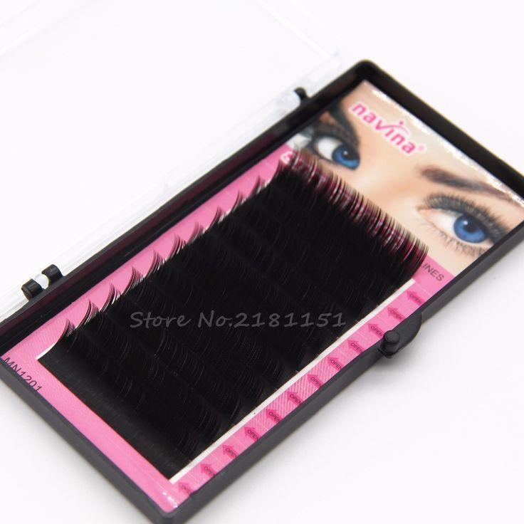 2016 Hot sale fashion C Curve 8/10/12/14mm MINK eyelash extension, artificial eyelash Fake False EyeLash Eyelashes #clothing,#shoes,#jewelry,#women,#men,#hats,#watches,#belts,#fashion,#style