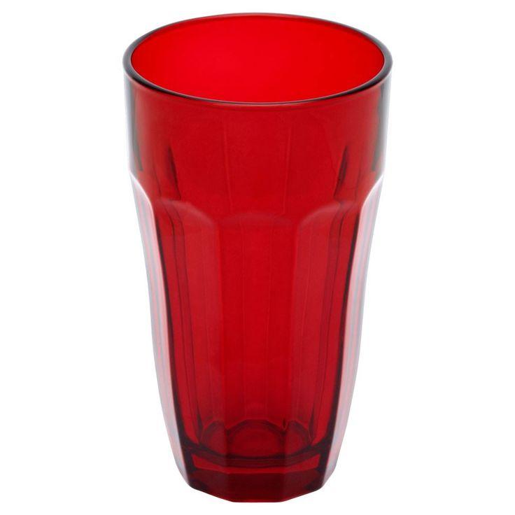 Wilko Tumbler Manhattan Red