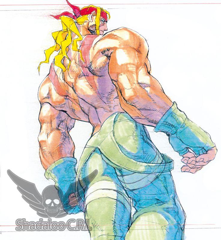 Street Fighter 3 - Kinu Nishimura