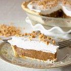 Butterscotch pie, en de site geeft verwijzingen naar ander lekker gebak