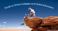 Our ranking of the year's 50 best online colleges and universities as well as our free student guide to online colleges and online education provide the most comprehensive resource available on the web for helping prospective students determine whether online education is right for them and, if so, deciding which online college is best.