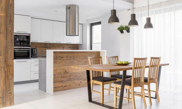 Como escolher a madeira ideal para decorar a sua casa