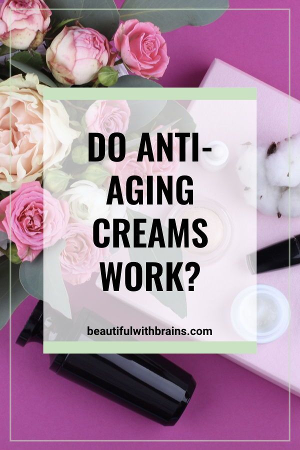 ae5cbf19c8a Click this pin to learn if anti-aging creams actually work to reduce  wrinkles.