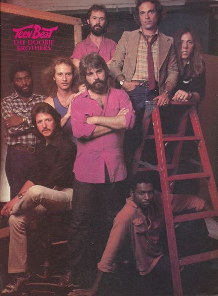 The Doobie Brothers.  Saw them at Merriweather Post Pavillion in Maryland. #doobiebrothers #forthosewholiketorock