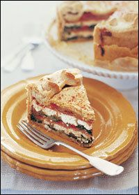 Pizza Rustica Easter Pie