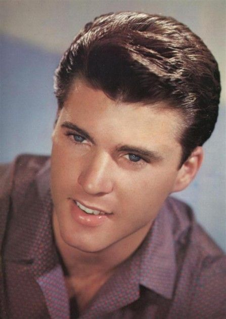 Ricky Nelson..May 8, 1940 – December 31, 1985) — Later known as Rick Nelson