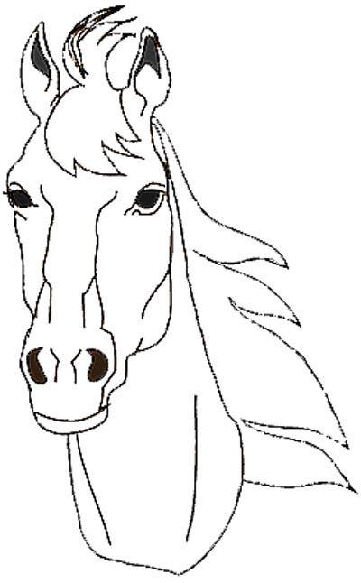 pferdekopf malvorlage malvorlagen pinterest pferdekopf ausmalbilder und pferde. Black Bedroom Furniture Sets. Home Design Ideas