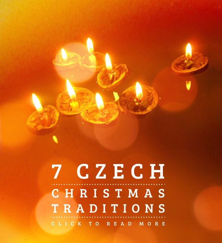 #Christmas customs in the Czech Republic goes together with superstitions and the foretelling of future. These habits should protect family or the good health and ensure money to the next year as well. 24th December is one the most magical day and night of the year! #CzechPragueOut