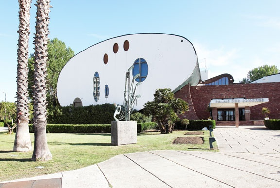 La Grande Motte, Palais des Congrès, Jean Balladur (1983) © Vincent Mercier (AD n°110 juillet-août 2012)