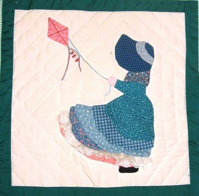 Free Sunbonnet Sue Patterns Downloads | Sunbonnet Sue Sunday #14