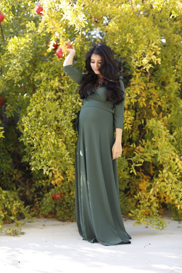 14 best m a t e r n i t y images on pinterest pregnancy style this olive green wrap dress from pink blush maternity is soooo comfy simple and classy ombrellifo Image collections