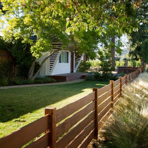 Best Fence Ideas Images On Pinterest Fence Ideas Backyard - Front yard fencing ideas