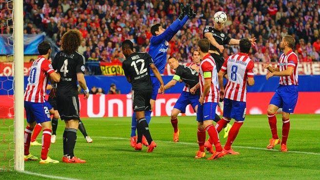 RADIO    CORAZON     DEPORTIVO: UEFA CHAMPIONS LEGUE: COMBATE NULO EN EL CALDERÓN,...