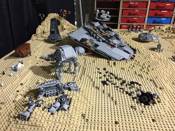 36 best My Lego Star Wars images on Pinterest | Lego star wars ...