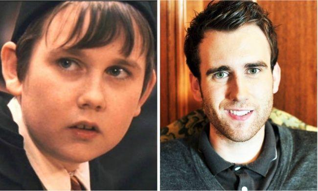 Что с ними стало? Все актеры «Гарри Поттера» 14 лет спустя Невилл Долгопупс — Мэттью Льюис