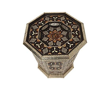 Boutique du Maroc: Марокканский восьмиугольный стол