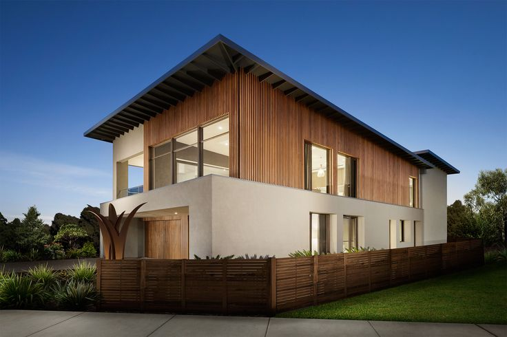 The Severn 4-45 makes an impeccable statement like no other. #urbanedgehomes #facade #design #modernhomes #architecture