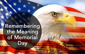 Reflection on the meaning of Memorial Day by three founders of organizations working on behalf of veterans.