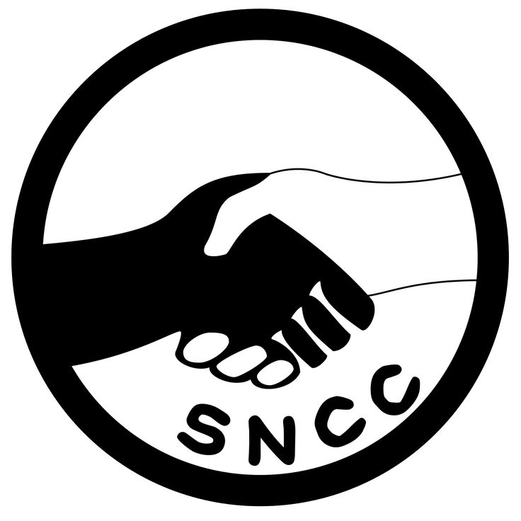 The Student Nonviolent Coordinating Committee (SNCC, often pronounced /ˈsnɪk/ snick) was one of the most important organizations of the Civil Rights Movement in the 1960s.[1][2] It emerged from a student meeting organized by Ella Baker held at Shaw University in April 1960. SNCC grew into a large organization with many supporters in the North who helped raise funds to support SNCC's work in the South, allowing full-time SNCC workers to have a $10 per week salary.