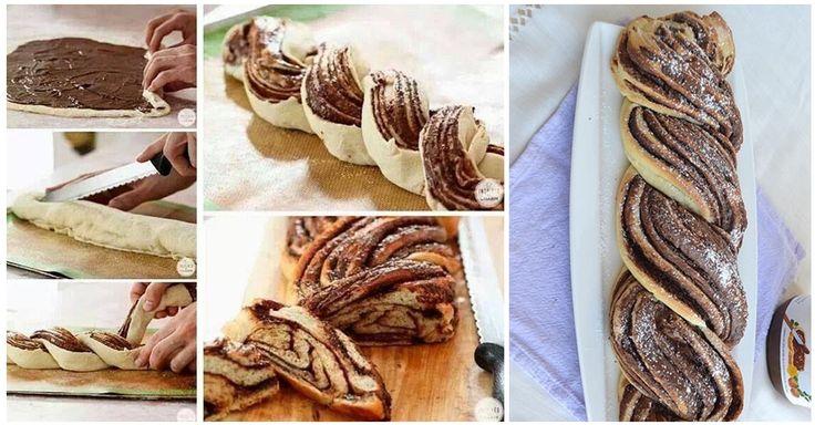Ingredienti Gli ingredienti per questa ricetta sono aoltanto due: 1 pasta sfoglia (o pasta brisee); Nutella q.b (ci servirà per ricoprire tutta la pasta). Preparazione Spianate la pasta e farcite tutto un lato con la Nutella. Arrotolate l'impasto su se stesso così da ottenere un salsicciotto ripieno di nutella (una volta fatto ciò potrete mettete…