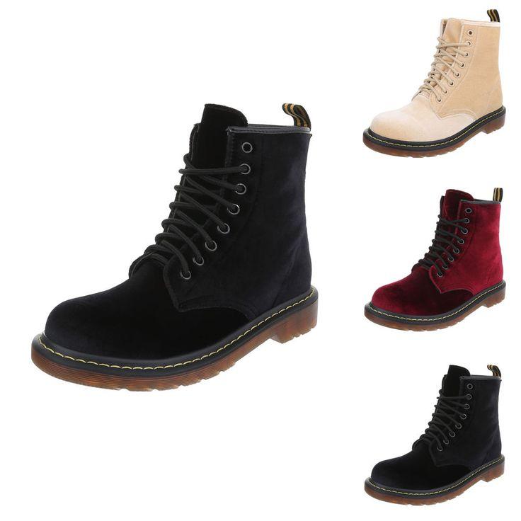 F13-|Boots|4|Blockabsatz|2|15|18,2-22,2||Synthetik in hochwertiger|Velourlederoptik||Kunstleder|||39,99||F13-set|Schnürsenkel|. Stiefeletten & Boots. Ballerinas & Halbschuhe. Stiefel & Boots. Freizeitschuhe & Sneakers. | eBay!