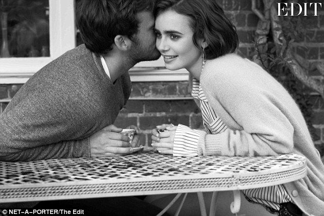 Lily Collins and Sam Clafin star in romantic comedy Love Rosie, that hit our screens earlier this month