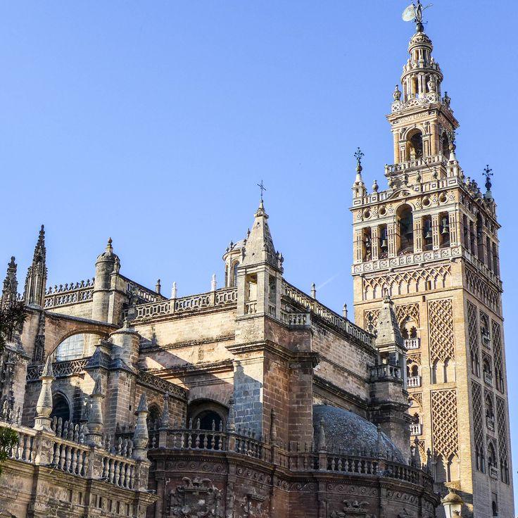 #sevilla #seville #andalusia #andalucia #catedral #catedraldesevilla