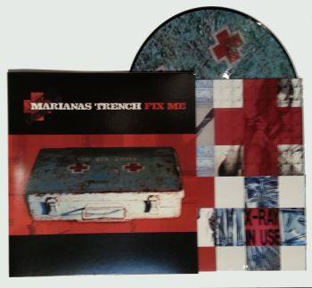Marianas Trench Fix Me Vinyl