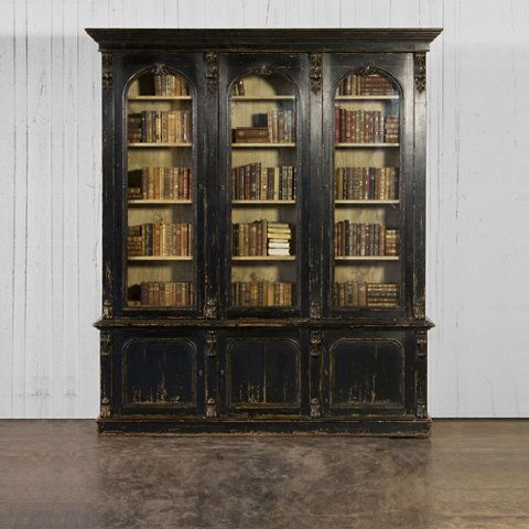 Victorian Bookcase - Ralph Lauren Home - RalphLaurenHome.com