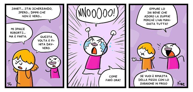 206 – Finitissima   Scottecs Comics