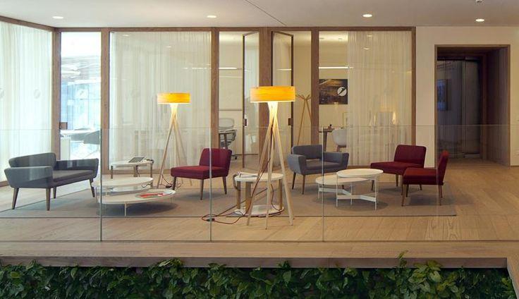 UniCredit Concept Store, Piazza Gae Aulenti, Milan.